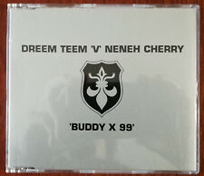 Dreem Teem 'V' Neneh Cherry 'Buddy X 99' CD Single