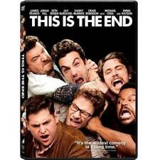 This Is the End (DVD, 2013) James Franco, Jonah Hill, Seth Rogen  ~  BRAND NEW