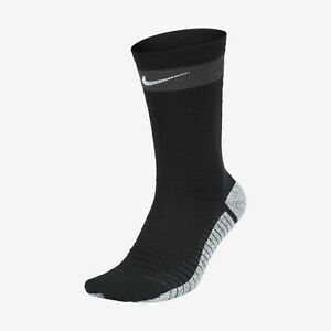 Nike Strike Lightweight Crew socks with NikeGrip technology Black