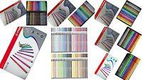STABILO Pen 68 Felt Tip Adult Colouring Pens Gift set Tin of 10,15,20,30,40,50