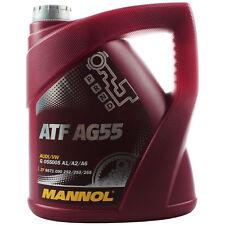 4 Liter Original MANNOL Hydrauliköl ATF AG55 Hydraulic Fluid