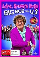 Mrs. Brown's Boys - Big Box : Series 1-3 (DVD, 2013, 7-Disc Set)