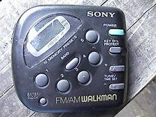 sony walkman am fm radio srf-m32 good condition but untested