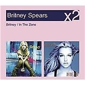 Britney Spears - In the Zone/Britney (2007) - Digipak