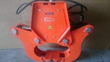 Spaltzange D600 Verladezange Kegelspalter Holzzange Holzspalter Spalter