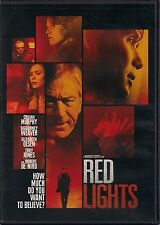 RED LIGHTS (DVD,2012)