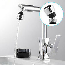 360Rotate Swivel Faucet Nozzle Water Filter Purifier Saving Tap Aerator Diffuser