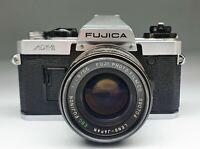FUJICA AX-1 con FUJINON 55/1,8