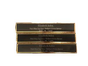 Elizabeth Arden High Shine Lip Gloss X1- 7ml choose your shade