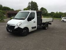 Tipper Movano Commercial Vans & Pickups