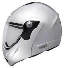 Casco Moto Modulare Da Bambino Caberg Rino Junior Silver