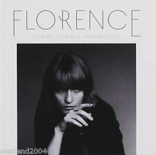 Florence and the Machine - How Big, How Blue, How Beautiful - CD NEW & SEALED