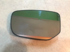 2012-2016 DODGE DART MIRROR GLASS REPLACEMENT SIDE VIEW LH DRIVER P# 805032