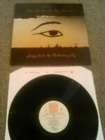 ANNE DUDLEY & JAZ COLEMAN - SONGS FROM THE VICTORIOUS CITY LP N. MINT!!! UK 1ST