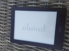 Kobo Aura HD Black E-Book Reader 4GB + 8GB  Wi-Fi 6 - Hi-res screen !