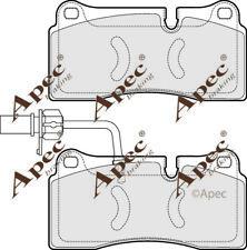 PAD1613 GENUINE APEC REAR BRAKE PADS FOR AUDI R8