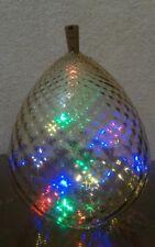 Lamp Of Glass Light Christmas