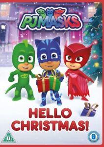 PJ Masks - Hello Christmas! DVD *NEW & SEALED*