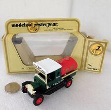 BP Benzina Cisterna MATCHBOX modello di veicolo CAMION delle consegne 1912 FORD MODEL T Toy