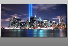Quadro Moderno 1 PZ 100x50 Stampa su Tela Arte Arredo New York Casa Design Città