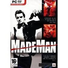 JEU PC MADE MAN GOLD COLLECTION