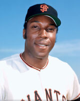 San Francisco Giants WILLIE MCCOVEY Glossy 8x10 Photo Baseball Print Poster