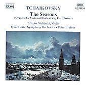 Tchaikovsky: The Seasons, , Very Good CD