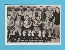 FOOTBALL - ARDATH - SOUTHERN FOOTBALL TEAM  -  EAST  HAM  BOROUGH  F.C. - 1936