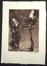 Künstlerische Grafiken & Drucke aus Deutschland als Original der Zeit
