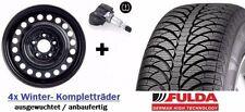 4x Winterräder Ford Fiesta JA8 175/65 R14 Fulda Reifen Felgen inkl. RDKS!!