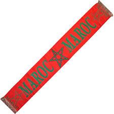 ECHARPE MAROC MAROCCO scarf schal cachecol sjaal no drapeau maillot fanion ...