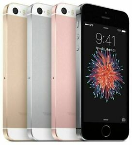 Apple iPhone SE 16/32/64/128GB Smartphone-Various Color Factory Unlocked Mobile