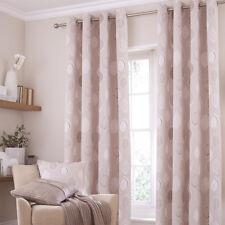 Catherine Lansfield Skandi Leaves natural / cream cushion covers