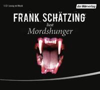 Frank Schätzing - Mordshunger 5 CD NEU Thriller Hörbuch CDs Krimi