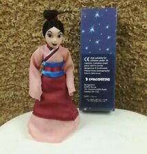 "Disney Mulan Porcelain 7"" Doll Figurine by Deagostini (2004)"