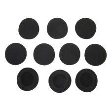 5 paires d'oreillettes de rechange noires pour ecouteurs PX100 Koss Porta P J8K9