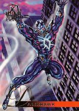 DARKHAWK / 1995 Fleer Flair Marvel Annual BASE Trading Card #86