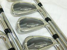 New Callaway Steelhead XR Iron Set 4-PW xp95 r300 Regular flex Steel Irons