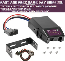 9030 Tekonsha Brake Control with Wiring Harness FOR 2010-2012 Dodge & RAM