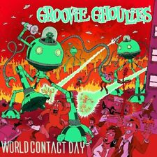 GROOVIE GHOULIES - WORLD CONTACT DAY   CD NEW+