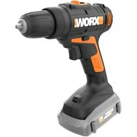 WORX WX101L.9 20V Cordless Drill/Driver - Tool Only (No Battery or Charger)