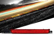 Chrome Housing Red Lens LED Rear 3RD Third Brake Light For 07-09 Torrent