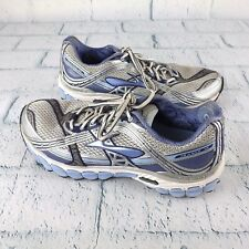Mens Brooks DNA Trance 10 Running Jogging Shoes Blue Silver 11