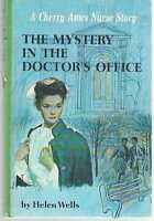 Cherry Ames #26 - The Mystery in the Doctor's Office by Helen Wells - 1st Ed