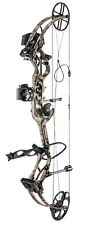 New Bear Archery Marshal RTH 60# RH Bow Package Kanati True Timber Camo