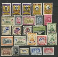 Honduras Mint NH Collection Builder 25 Different including Overprints and oldies