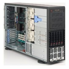 UXS Server Supermicro 4U SuperChassis 748TQ-R1400B 4x CPU 5 Bay 2x 1400Watt PS