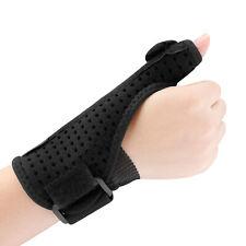 Right Hand Arthritis Sprain Carpal Thumb Wrist Brace Support Splint Pain Relief