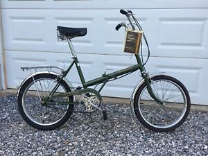 Raleigh Folder Bicycle