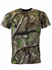Game Trek Camouflage T Shirt | Hunting Fishing Camo Top